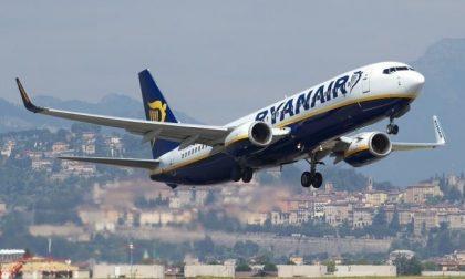 Ryanair taglierà il 20 per cento dei voli a settembre e ottobre