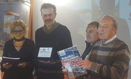 Pro loco e Comune premiano Marcello Bugini, campione di bocce