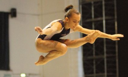 Giorgia Villa incanta alle Olimpiadi