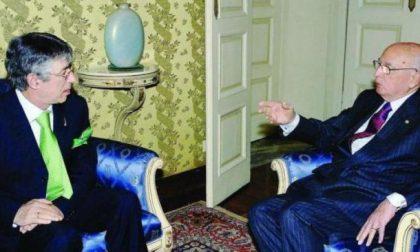 Vilipendio Napolitano: Bossi sceglie i Servizi sociali per evitare il carcere