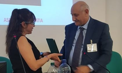 Sandro Barni e Amici di Gabry premiati come Giganti dell'Oncologia