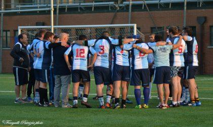 Treviglio Rugby sconfitto dal Geas. Ma la stagione è lunga... FOTO