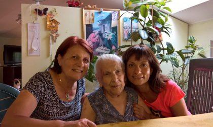Addio a Maria, la decana del paese spentasi a 104 anni