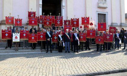 Festa grande per i 45 anni dell'Avis di Sergnano