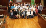 Paralimpici bergamaschi premiati in Consiglio regionale