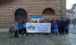 Sraffa e Marazzi da Crema ad Assisi per la Marcia della Pace