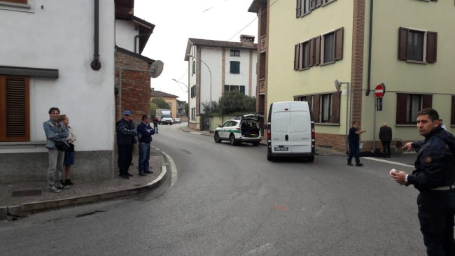 incidente a mozzanica