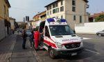 Scontro tra auto a Urgnano, ci sono tre feriti FOTO
