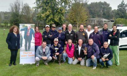 Grande successo per il trofeo di pesca Luciano Gandini