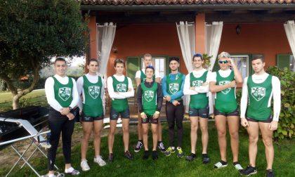 Canottaggio, gli atleti di Trezzo fanno vincere alla Lombardia il trofeo Tera