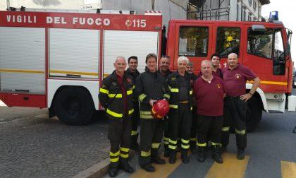 Padellino lasciato sul fuoco, arrivano i pompieri
