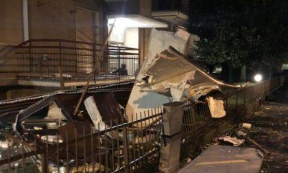 Maltempo Bassa, a Romano si contano i danni: scoperchiato lo stadio San Defendente