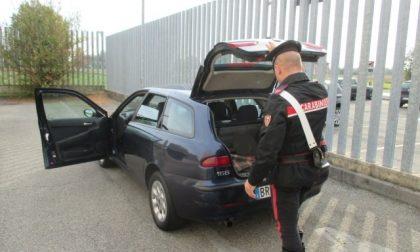 Banda di ladri sgominata dai carabinieri