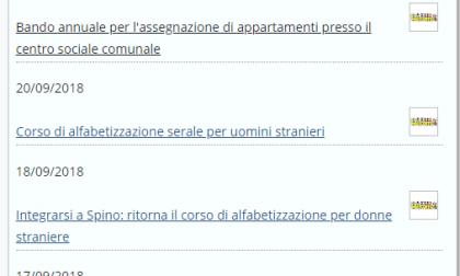 Corso di italiano per stranieri con donne separate dagli uomini