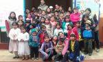 In Bolivia per aiutare i bambini