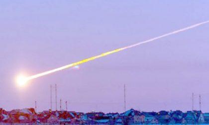 Meteorite nel cielo: bolide avvistato anche in Lombardia video