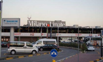 Chiude l'aeroporto di Linate, aperto solo Malpensa