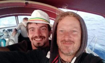 Velisti italiani dispersi nell'Atlantico, aperta un'inchiesta dopo i messaggi anonimi alla moglie di Revello