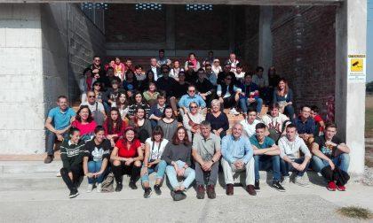 Studenti fanno le guide a Castel Cerreto