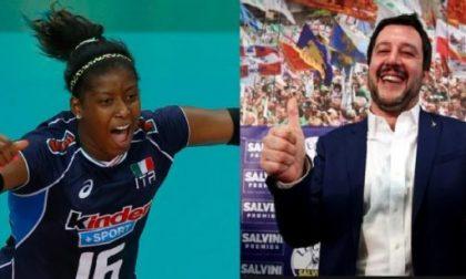 """Miriam Sylla e l'ironia su Salvini: """"Chissà che salti di gioia per i nostri successi…"""" VIDEO"""