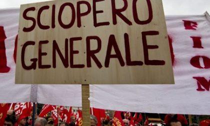 Domani 31 ottobre sciopero generale unitario dei metalmeccanici