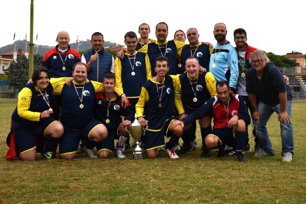 Il Girasole vince ancora il torneo di calcio... dei matti - Giornale di  Treviglio 9a3ff5b6bcc6