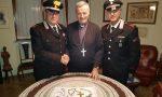 Croci rubate al vescovo: ritrovate davanti a una chiesa