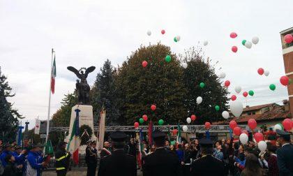 La città ricorda i caduti della Grande Guerra FOTO