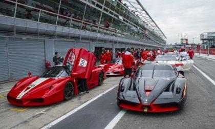 Un weekend rosso Ferrari al Monza Eni Circuit: oggi le ultime gare
