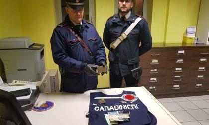 Blitz interforze a Brignano, transennato il centro