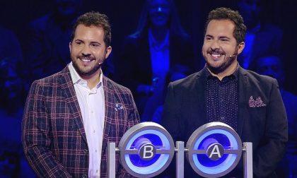 Gemelli a The Wall su Canale 5, lo show di Cristian e Alessio