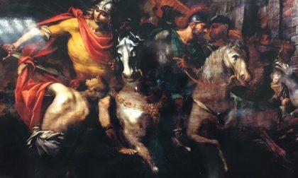 Le copie dei quadri di Montalto in mostra per festeggiare San Martino