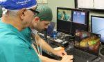 All'ospedale di Treviglio sono in corso due operazioni chirurgiche in diretta mondiale FOTO