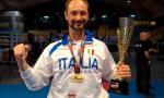Enzo Isopo è il nuovo campione europeo di kick boxing
