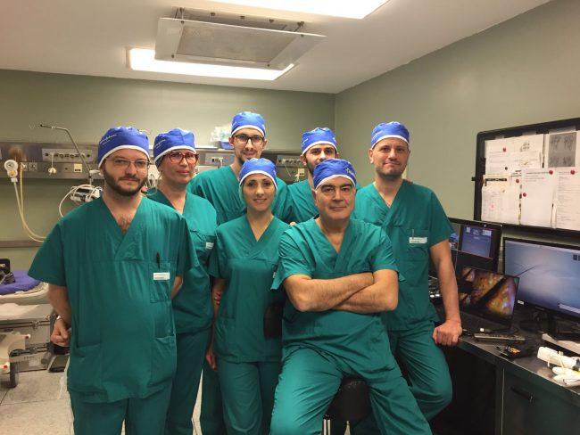 Ospedale di Treviglio chirurgia Giovanni Sgroi operazioni in diretta mondiale