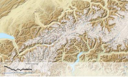Ghiacciai alpini: l'espansione e il ritiro in un video VIDEO