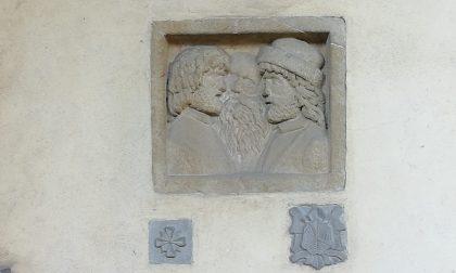 La Rocca, Leonardo da Vinci e il templare