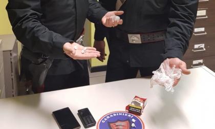 Inseguimento da film a Casirate, marocchino preso con la cocaina