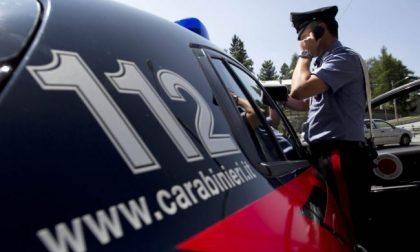 Tentato furto di gasolio in un'azienda di Ciserano