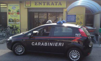 Presidio dei carabinieri nei centri commerciali