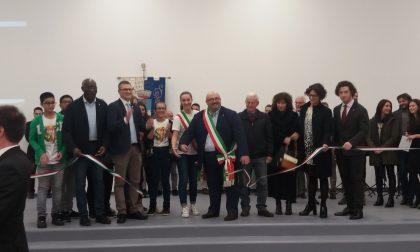 Inaugurato il PalaSpirà, il nuovo polo aggregativo della comunità FOTO