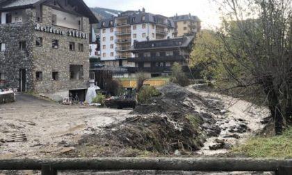 Frane ad Aprica, evacuate alcune famiglie