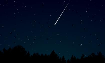 E' la notte delle stelle cadenti d'autunno: ecco dove si possono vedere