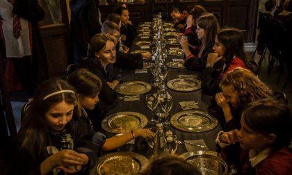 Scuola di magia Palazzo Barbò come Hogwarts