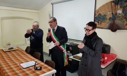 Anziani in festa a Caravaggio, premiati i soci FOTO