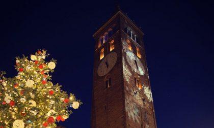 Albero di Natale a Treviglio, la Bcc accende la magia