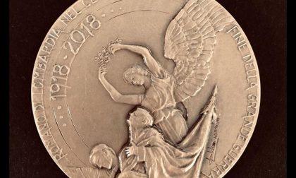 La medaglia delle eccellenze in ricordo dei caduti della Grande Guerra