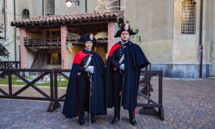 Pattuglie in uniforme storica