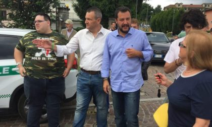 Manifestazione Lega a Roma EVENTO IN DIRETTA