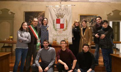 Turismo, una foto ricordo per promuovere Palazzo Gallavresi